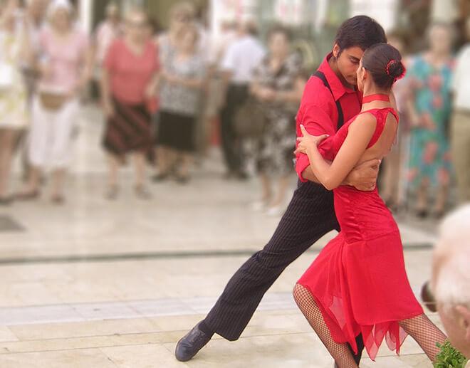 36 испанская песня для танца