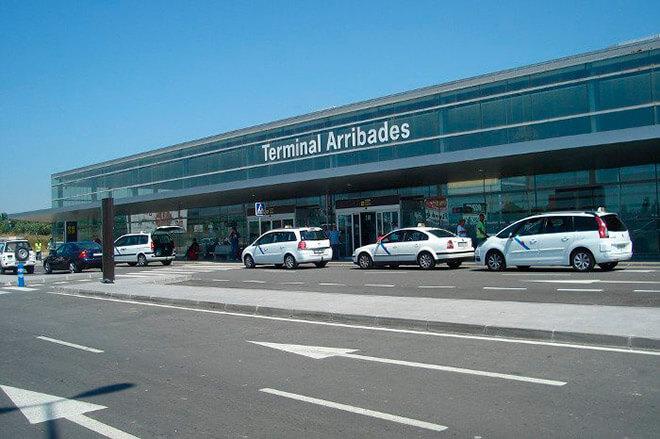 Из аэропорта Реус в Барселону