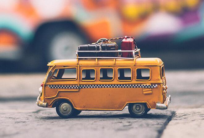 Виды транспорта на испанском