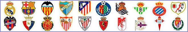 Футбольная лига испании