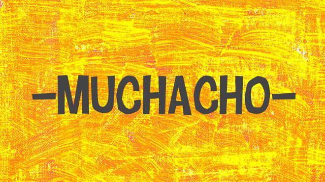 Перевод слова muchacho на русский
