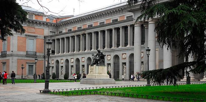 Где находиться музей Прадо?