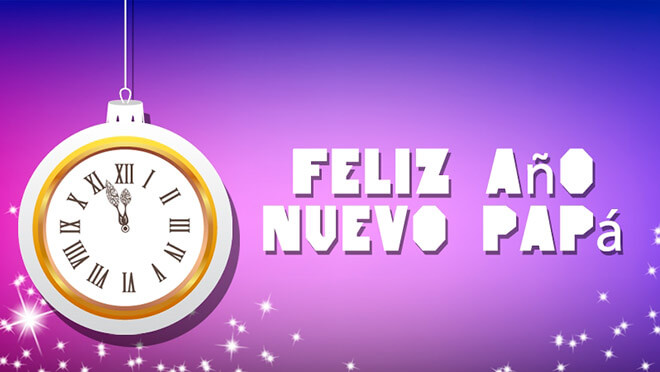 Как поздравить с новым годом на испанском