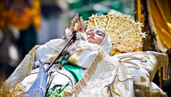 Вознесение Девы Марии испания