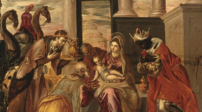 История праздника Трех Королей в Испании