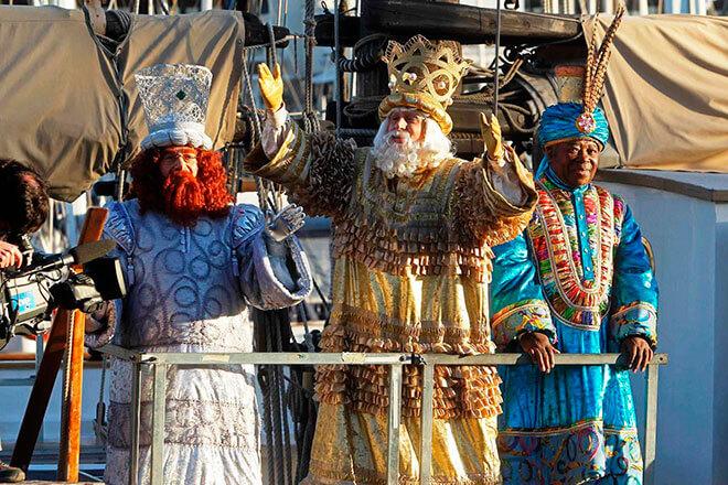 Праздник Богоявления в Испании