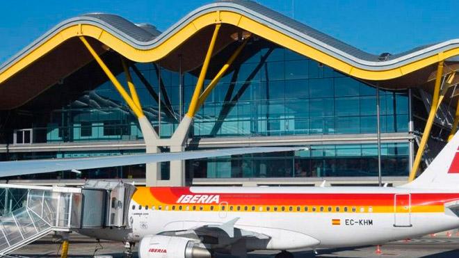126/аэропорты в испании на карте