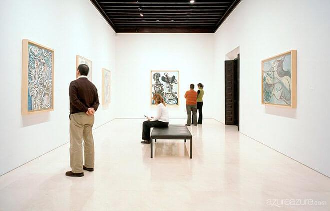 Малага музейПабло Пикассо