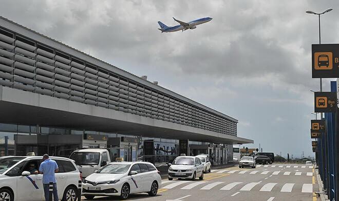Как добраться к Аэропорту Реус?