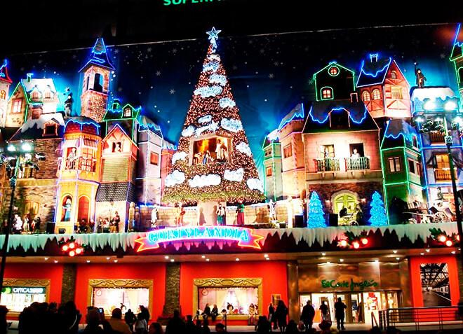 Как празднуют рождество в Испании