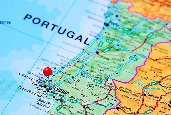 Какой язык в Португалии