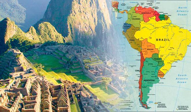 На коком языке разговаривают в Латинской Америке