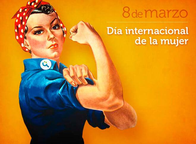 Как празднуют 8 марта в Испании